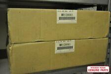 MITSUBISHI LANCER EVO TURBO CT9A  DISC REAR BRAKE KIT (2PC.) NEW OEM MR128661