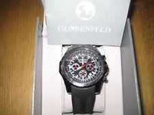 Globenfeld Men's Chronograph Watch Sports Watch with Stopwatch in presentation b