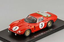 Iso Grifo Bizzarrini #3 9th Le Mans 1965 R. Fraissinet Spark S0385 resin 1:43