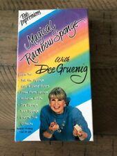 VHS Magical Rainbow Sponge with Dee Gruenig