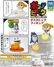 Takara Tomy Pop Team Epic Capsule Desktop Figure Completed Set 5pcs