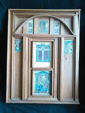 Quadro - Icona in legno con immagini sacre  52x40