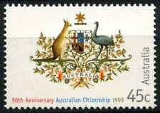 Australia 1999 SG#1836, 50th #D68364 aniversario de la ciudadanía estampillada sin montar o nunca montada