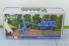 Kibri 11284 MENCK Excavator Building Kit 1:87 HO Scale