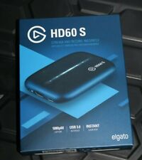 ELGATO HD60S Console Game Capture Card - BRAND NEW