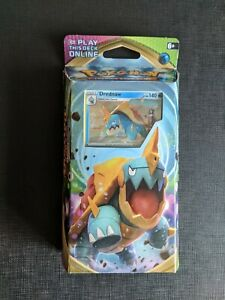 DREDNAW Theme Dec Vivid Voltage Pokemon Card TCG (Cracked Ice Exclusive Card)