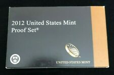 2012 UNITED STATES MINT PROOF SET! INCLUDES COA! **FREE SHIPPING**