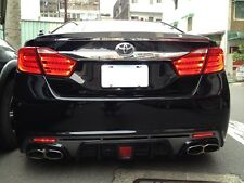 MIT TOYOTA CAMRY AURION 2012 - up LED tail lamp BMW style RED