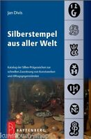 Fachbuch Silberstempel aus aller Welt, neueste Auflage, NEU und OVP, günstig