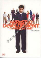 ARRESTED DEVELOPMENT STAGIONE 2 - COFANETTO 3 DVD NUOVO