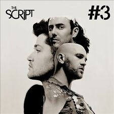 #3 [PA] by The Script (CD, Sep-2012,) North American release