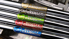 SCOTTY CAMERON CUSTOM SHOP  SHAFT BANDS