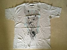 Threadless EYE PARCEL abstract skulls anime print 3xl T-shirt rare sold out NEW