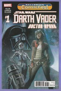 Darth Vader 3 HCF 2016 printing variant 1st appearance Doctor Aphra 0-0-0 BT-1 v