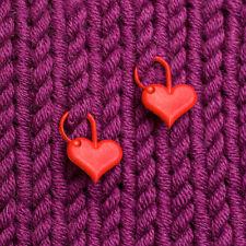 addi Love Maschenmarker Maschenmarkierer 6 St. Maschenmarker Herz