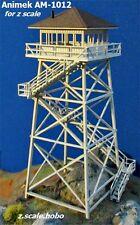 Animek Z 1012 Fire Lookout Tower Firewatch Ute Mtn Laser-Cut **Kit *NEW $0 Ship