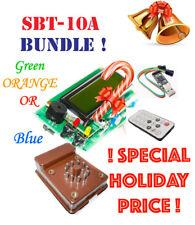 Geiger counter dosimeter kit assembled /w SBT10 tube  USB iR Arduino IDE compat.