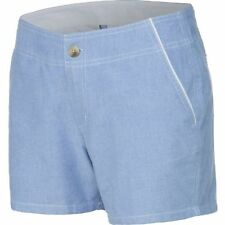 "NEW Columbia Women's PFG Solar Fade Shorts Omni-Shade 30 Size 12 Ins 6"""