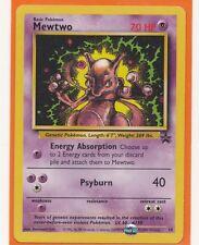 Pokemon 1 x MEWTWO  Black Star Promo # 14  AS NEW c.2000