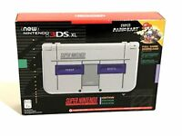 BRAND NEW! Nintendo NEW 3DS XL Super Nintendo SNES Limited Edition