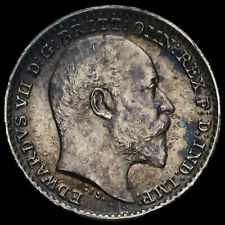 More details for 1903 edward vii silver maundy penny