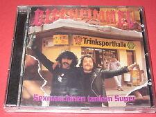 Eisenpimmel / Sexmaschinen tanken Super (Germany, TR CD 095) - CD