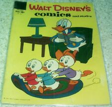 Walt Disney's Comics and Stories 221, (FN- 5.5) Tracking Sandy! 50% off Guide