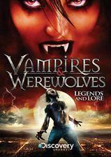 Vampires  Werewolves: Legends and Lore (DVD, 2011)