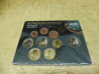 BRD KMS 2015 Stgl mit Gedenkmünze, KMS / Coin Set , Buchstabe J , Kursmünzensatz
