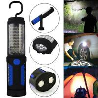 36+5 LEDs USB Rechargeable COB LED Camping Work Inspection Light Lamp Hand
