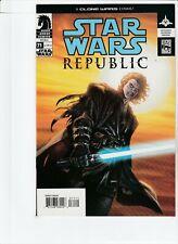 STAR WARS : REPUBLIC # 71 !!1! DEATH OF ASAJJ VENTRESS !! THE MANDALORIAN 2004