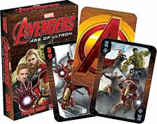 Marvel Avengers 2 Age of Ultron Playing Cards Deck