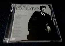 THE MUSIC OF DAVID FOSTER & FRIENDS CD + DVD You're The Inspiration Singapore