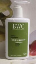 BWC - Beauty Without Cruelty Aromatherapy Skin Care Herbal Cream Facial Cleanser