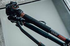 Cayer Cf34 Carbon Fiber Camer Monopod Kit, 71 inch Professional Telescopic Vi.