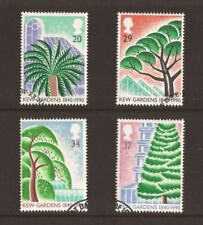 1990 GB, Kew Gardens, Fine Used Set of Stamps, SG 1502-05