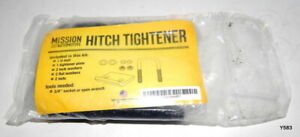 """Mission Automotive Hitch Tightener for 1-1/4"""" / 2"""" Hitches"""