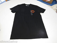 Men's Quiksilver T shirt NWT surf skate S Siren MTO AF8 KVJ0 Regular Fit