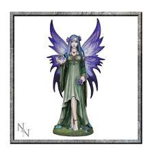 Gothic Anne Stokes Figurine Mystic Aura Fairy Nemesis Now 39cm