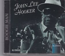 John Lee Hooker-Boogie Man cd album