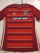 Adidas Climacool Soccer Jersey Dallas Til I Die Fc Dallas 12 Red Xl Mens Jersey