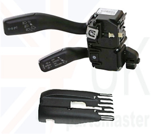AUDI A3 04-09 NEW GENUINE CRUISE CONTROL RETROFIT KIT WITH LOWER STEERING TRIM