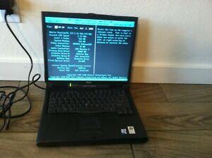 Dell Latitude C810 Pentium 1.13GHz 512MB - Windows-XP