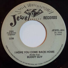 "Buddy Guy - I Hope You Come Back Home - 7"" lp - new copy - Chicago Blues"