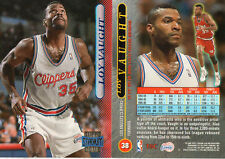 1995/1996 TOPPS BASKETBALL - STADIUM CLUB NBA CARDS/LOY VAUGHT Nr.38 UNC