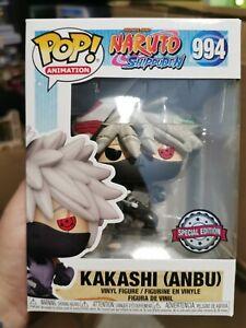 Naruto: Shippuden - Anbu Kakashi Pop! Vinyl IN STOCK