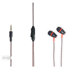 Intex HFK-3 Stereo Headset Hands-free Headphone In-Earphone 3.5mm Jack with Mic