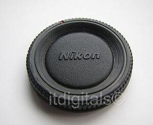Body Cap Dust Safety Cover For Nikon F601 N6006 QD F601m N6000 N4004sQD N90 F90