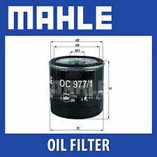 MAHLE Oil Filter - OC977/1 (OC 977/1) - Genuine Part - Single