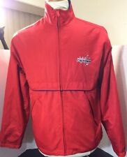 Washington Capitals ProSport Image Men's Red Jacket Size: Small